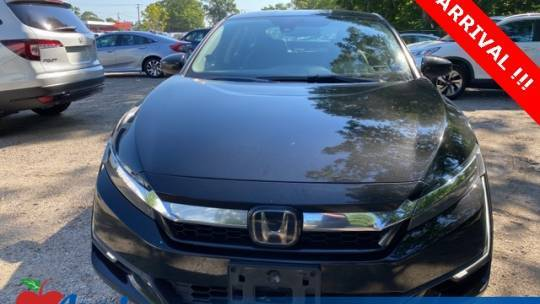 2018 Honda Clarity JHMZC5F14JC010301