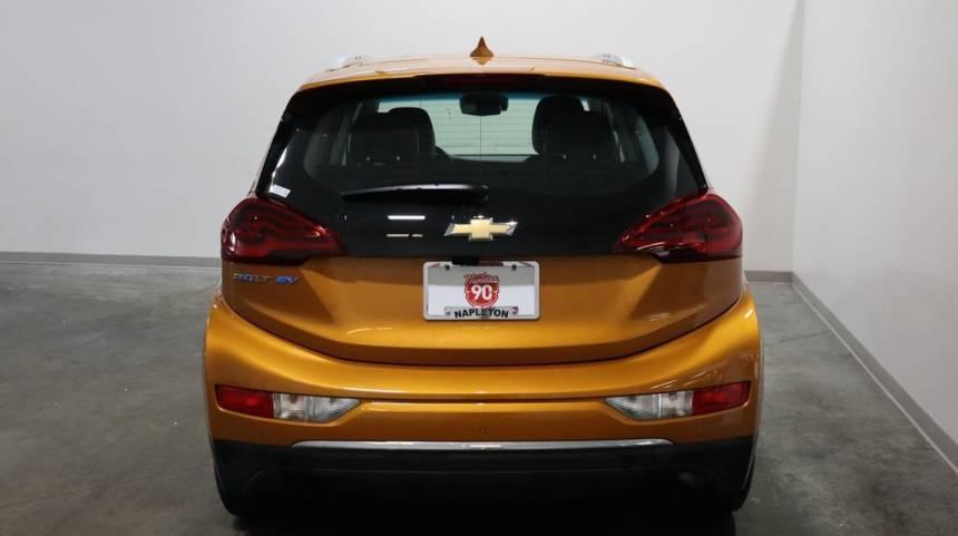 2018 Chevrolet Bolt 1G1FX6S01J4113917