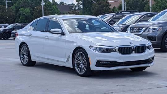 2018 BMW 5 Series WBAJA9C57JB251534