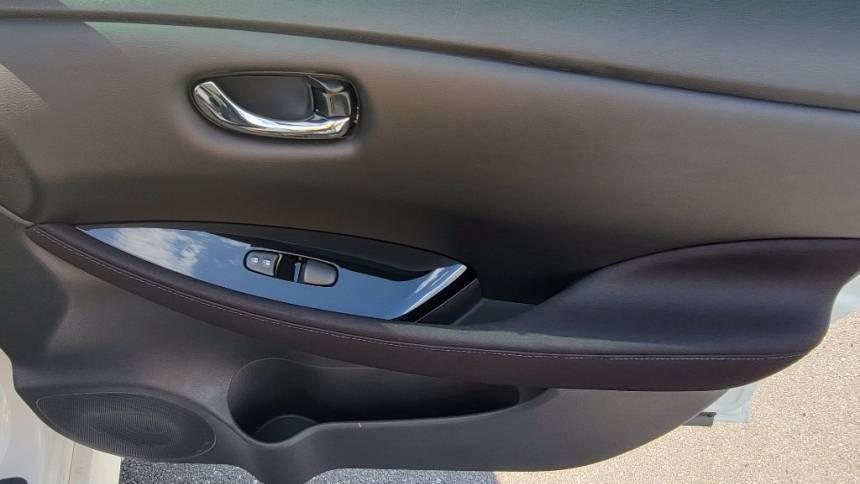 2019 Nissan LEAF 1N4AZ1CP5KC302481