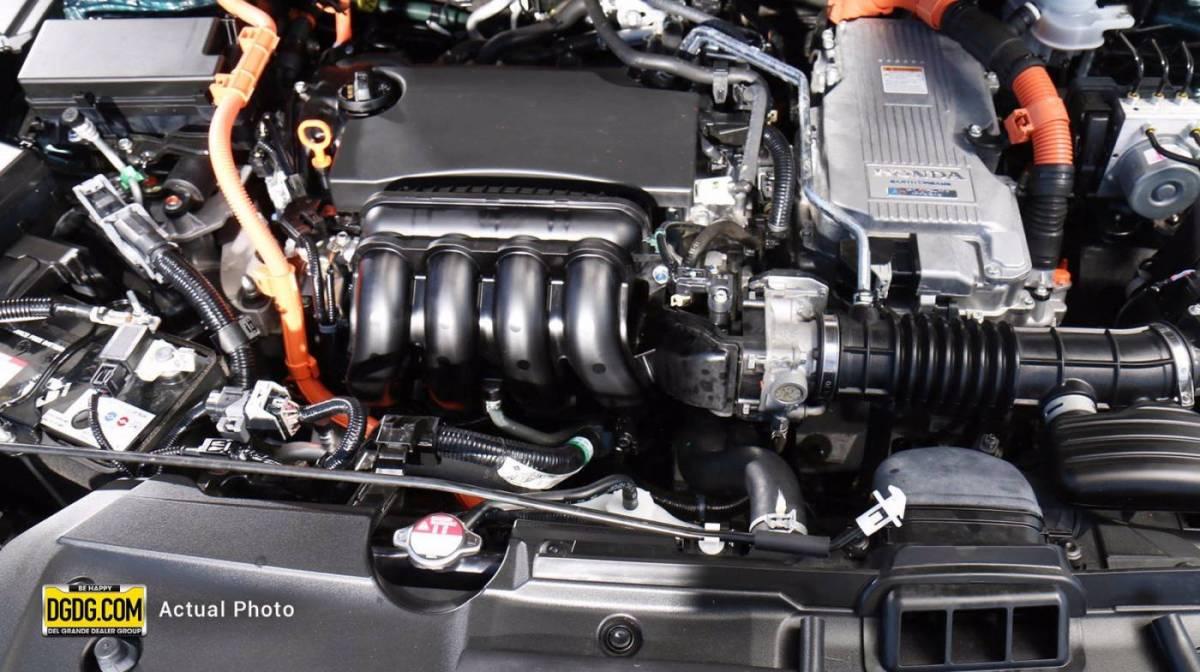 2019 Honda Clarity JHMZC5F39KC001693