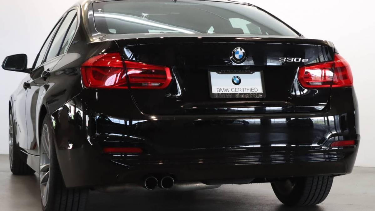 2018 BMW 3 Series WBA8E1C55JA180019
