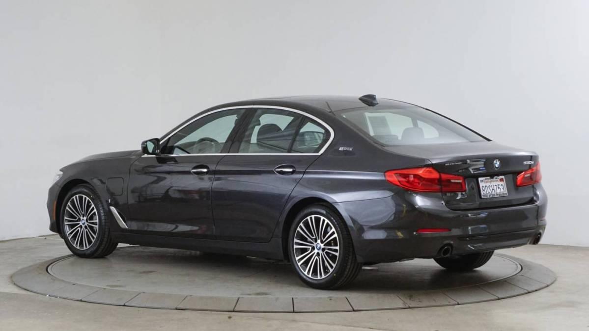 2018 BMW 5 Series WBAJB1C5XJB085069