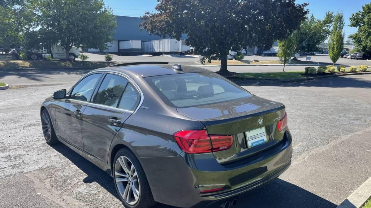 2018 BMW 3 Series WBA8E1C51JA165596