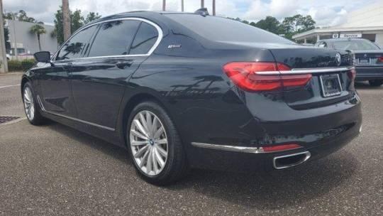 2018 BMW 7 Series WBA7J2C58JG938252