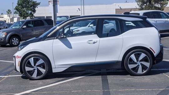 2018 BMW i3 WBY7Z4C55JVD96239