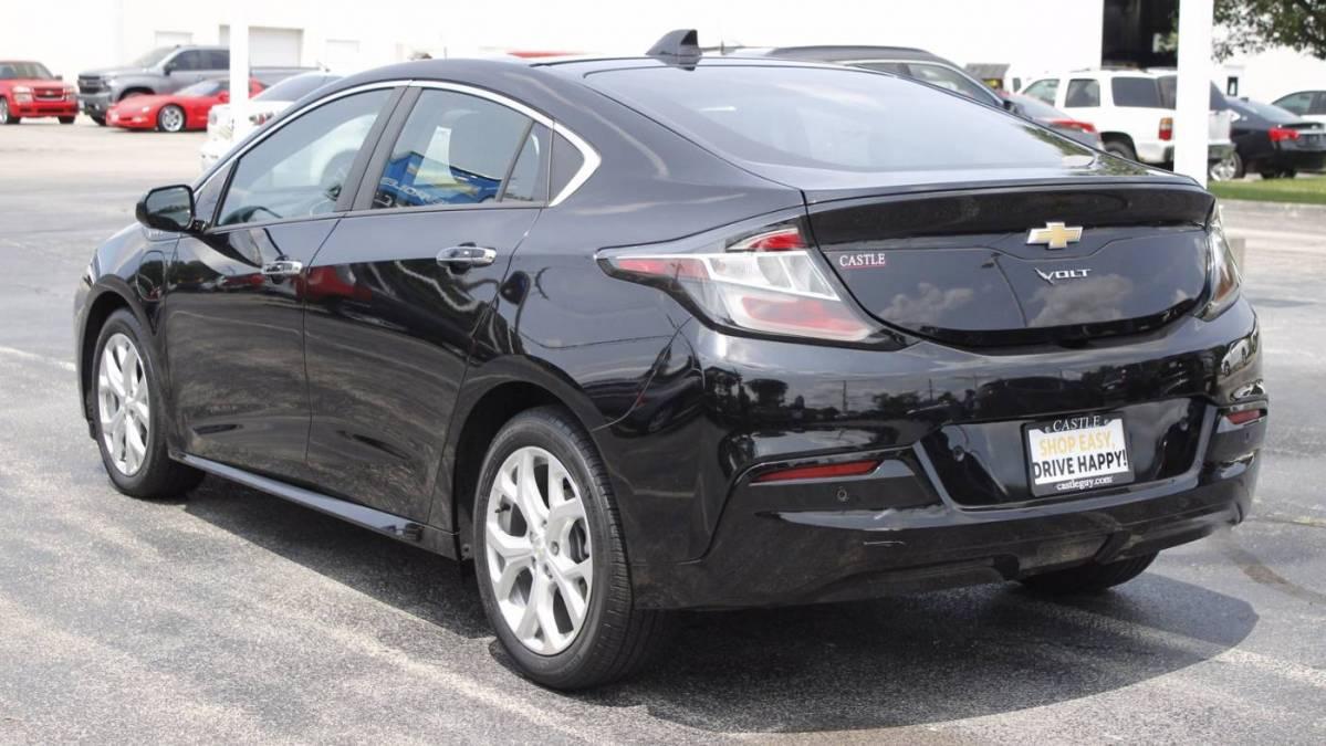 2017 Chevrolet VOLT 1G1RD6S58HU215677