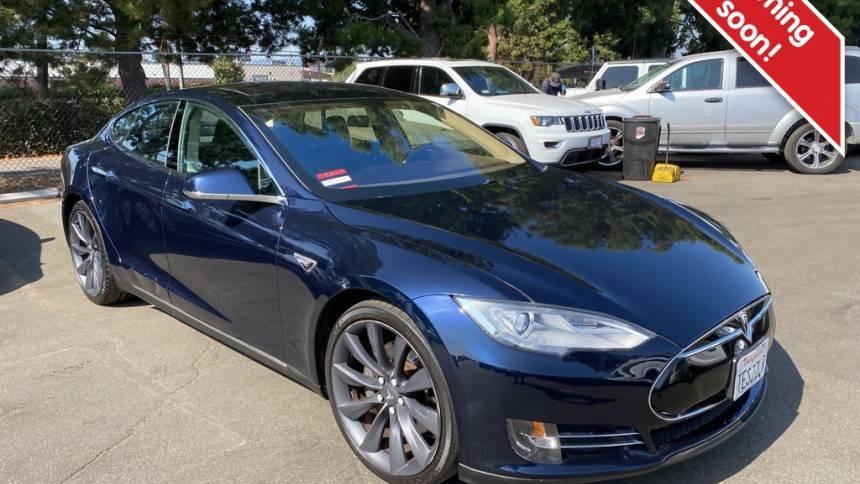 2013 Tesla Model S 5YJSA1DP1DFP10566