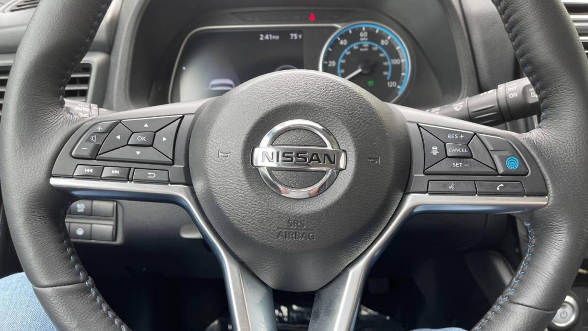 2019 Nissan LEAF 1N4AZ1CP6KC307866