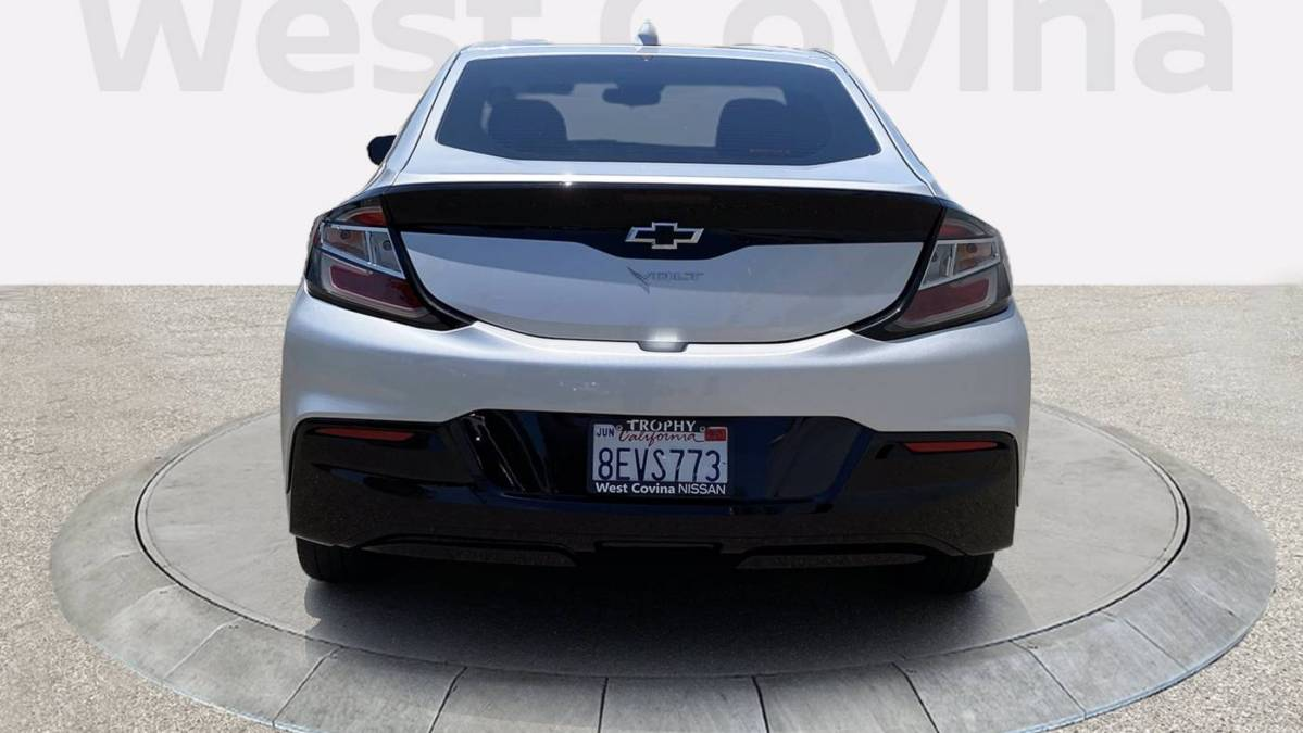 2018 Chevrolet VOLT 1G1RC6S50JU141423