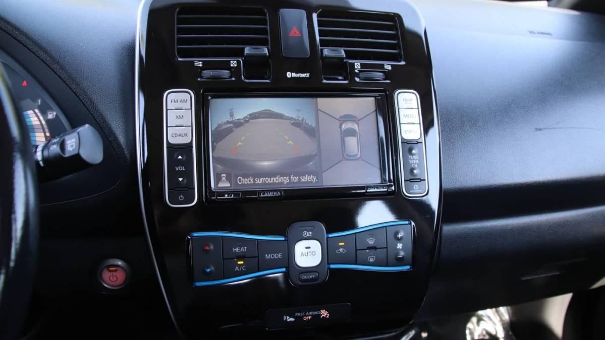 2013 Nissan LEAF 1N4AZ0CP8DC401843