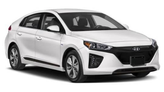 2019 Hyundai IONIQ KMHC75LH5KU034255