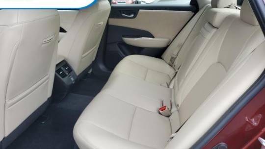 2018 Honda Clarity JHMZC5F37JC017180