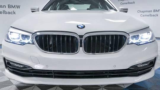 2018 BMW 5 Series WBAJA9C54JB251197
