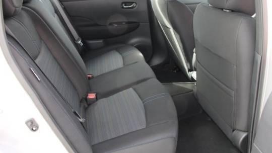 2020 Nissan LEAF 1N4BZ1CP5LC310702
