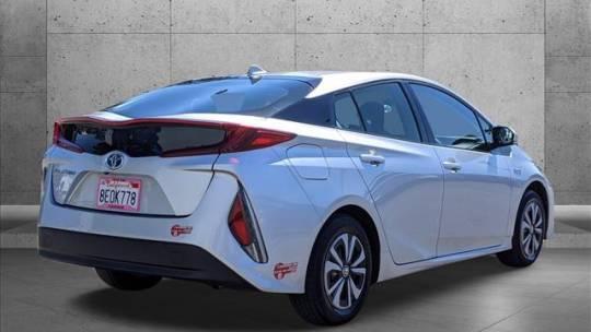 2018 Toyota Prius Prime JTDKARFPXJ3076601