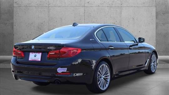 2018 BMW 5 Series WBAJA9C51JB253523