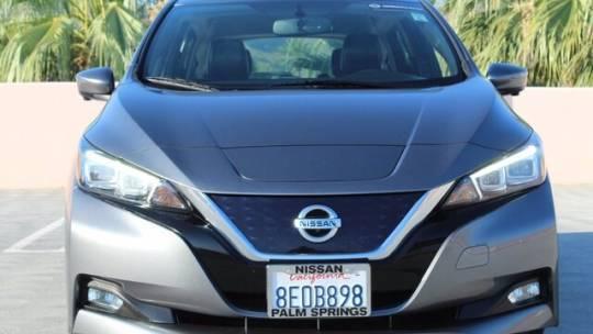 2018 Nissan LEAF 1N4AZ1CP8JC309214
