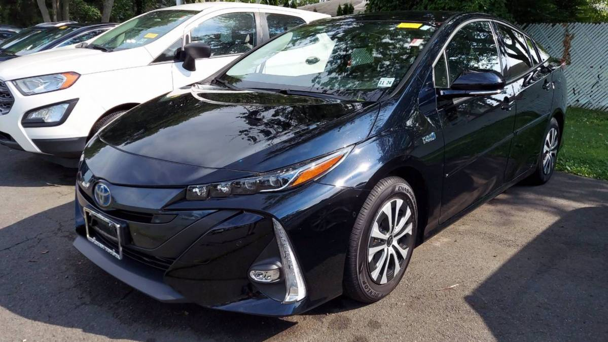 2020 Toyota Prius Prime JTDKARFP6L3133265