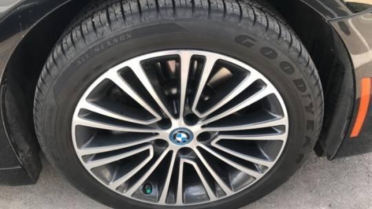 2018 BMW 5 Series WBAJA9C51JB253585