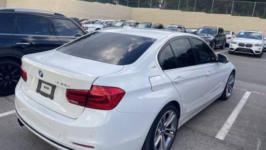 2018 BMW 3 Series WBA8E1C58JA758923