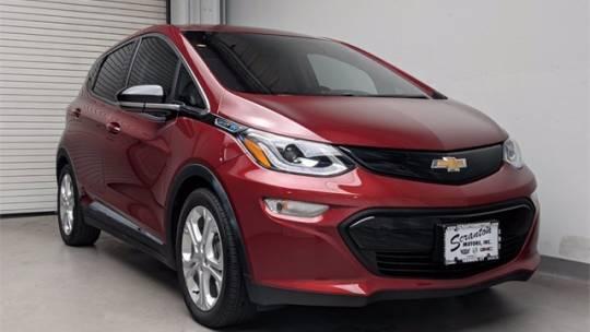 2017 Chevrolet Bolt 1G1FW6S08H4163257