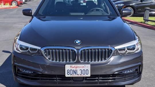 2018 BMW 5 Series WBAJB1C53JB085589