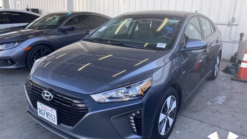 2019 Hyundai IONIQ KMHC65LD8KU105514
