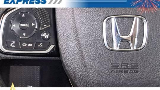 2018 Honda Clarity JHMZC5F11JC017044