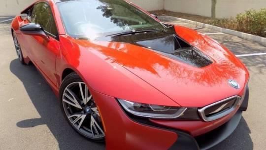 2017 BMW i8 WBY2Z2C51HV676309