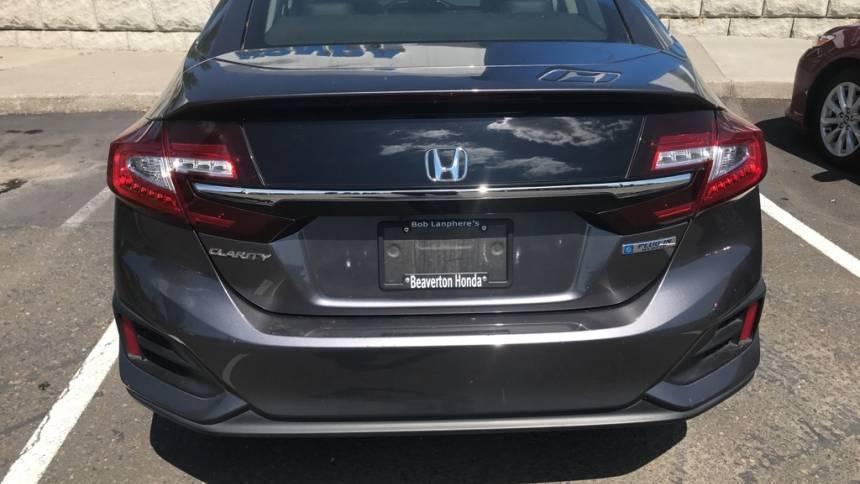 2018 Honda Clarity JHMZC5F15JC010436