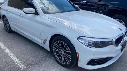 2018 BMW 5 Series WBAJA9C59JB249235