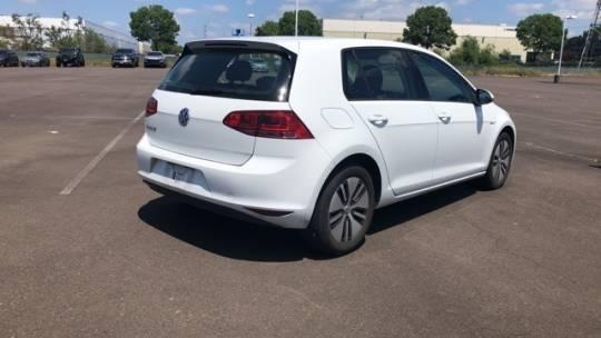 2016 Volkswagen e-Golf WVWKP7AU5GW914041