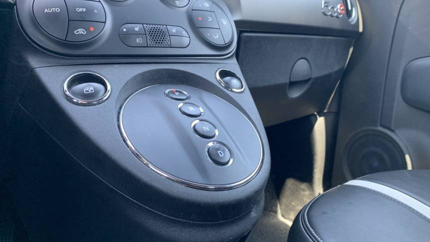 2017 Fiat 500e 3C3CFFGE5HT682358