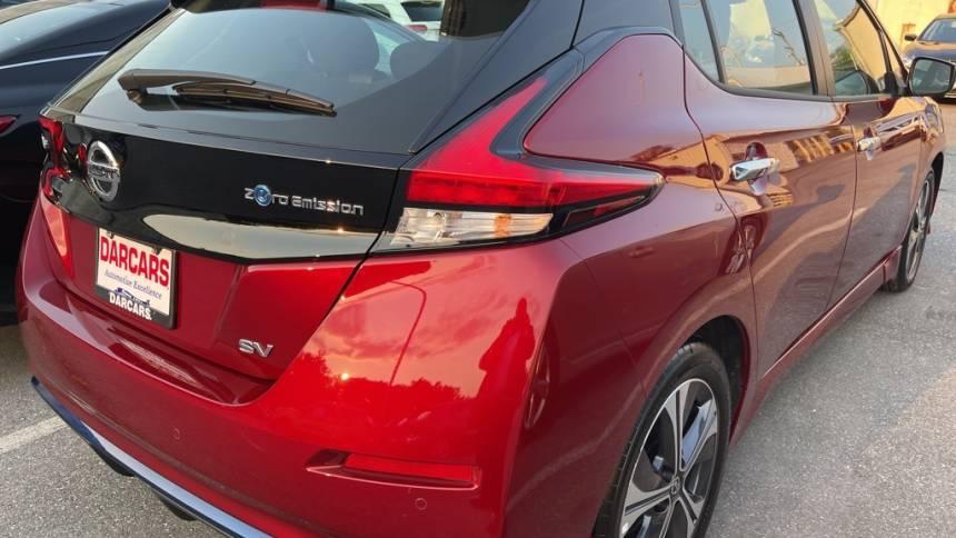 2020 Nissan LEAF 1N4AZ1CP0LC311073