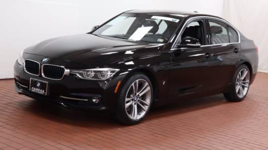 2018 BMW 3 Series WBA8E1C51JA159684