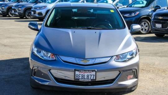 2018 Chevrolet VOLT 1G1RD6S54JU138277
