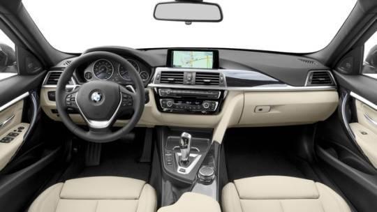 2017 BMW 3 Series WBA8E1C35HA029836