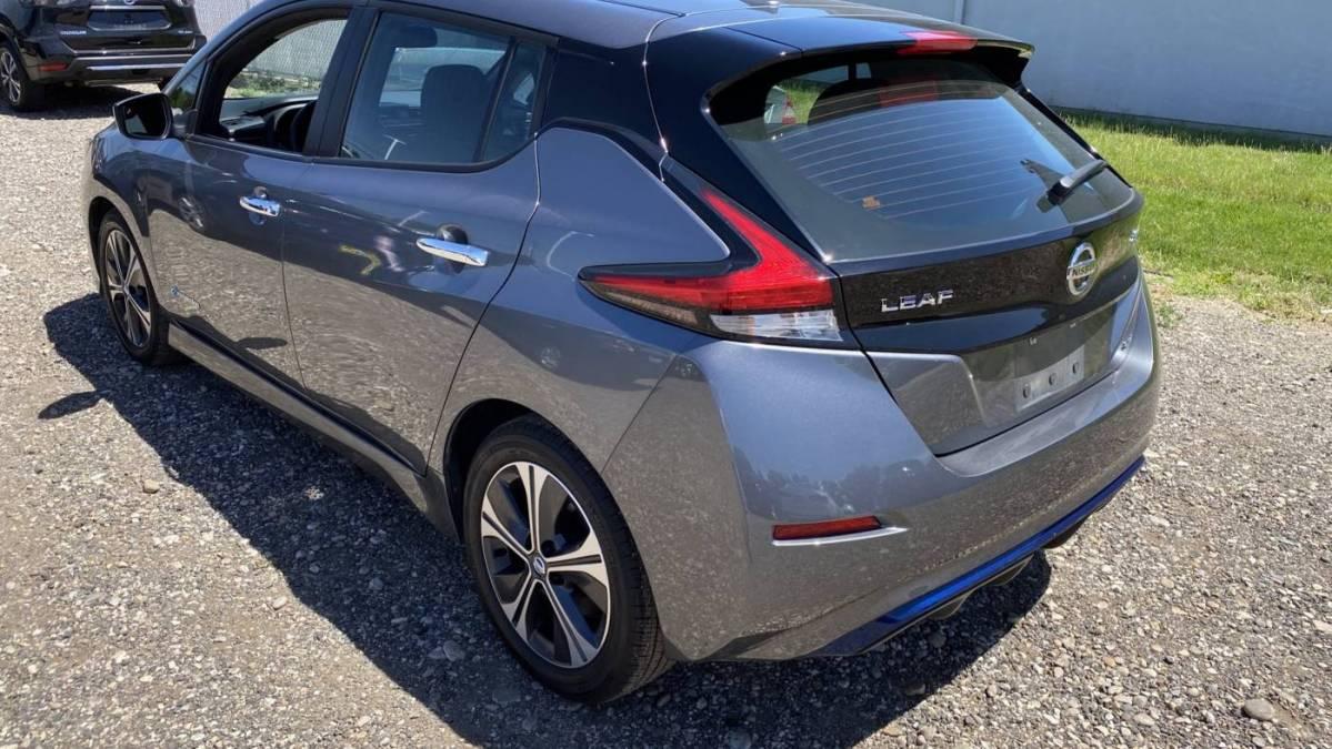 2019 Nissan LEAF 1N4AZ1CP7KC304507