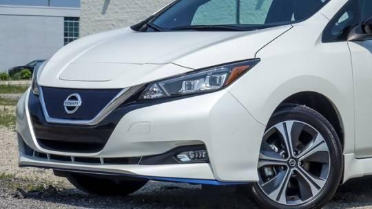 2021 Nissan LEAF 1N4BZ1DV5MC550086