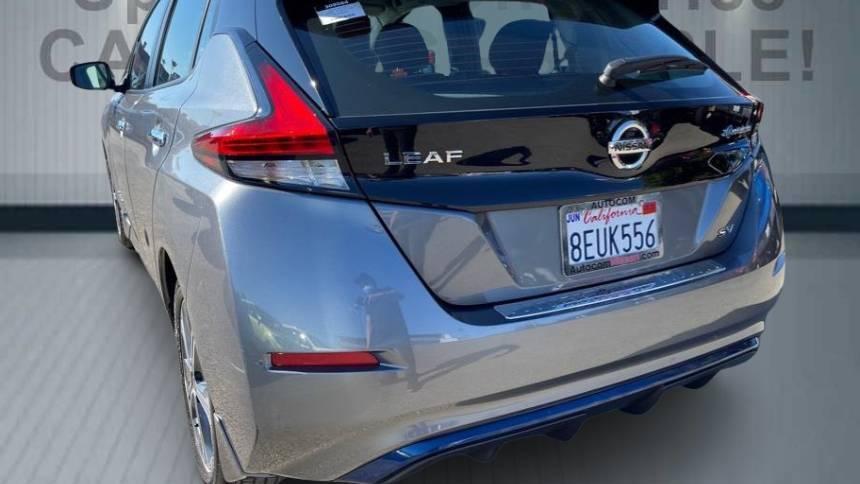 2018 Nissan LEAF 1N4AZ1CP5JC308084