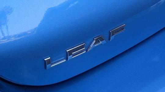 2013 Nissan LEAF 1N4AZ0CP8DC411286