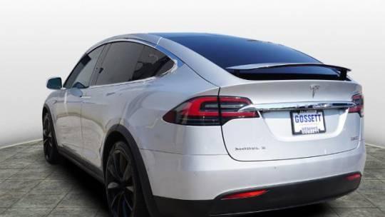 2016 Tesla Model X 5YJXCAE46GF003696