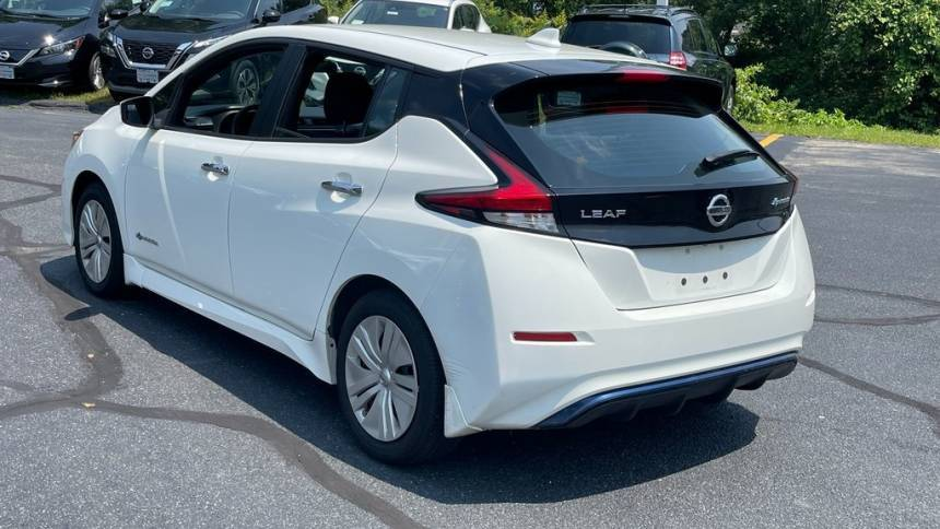 2018 Nissan LEAF 1N4AZ1CP4JC315236