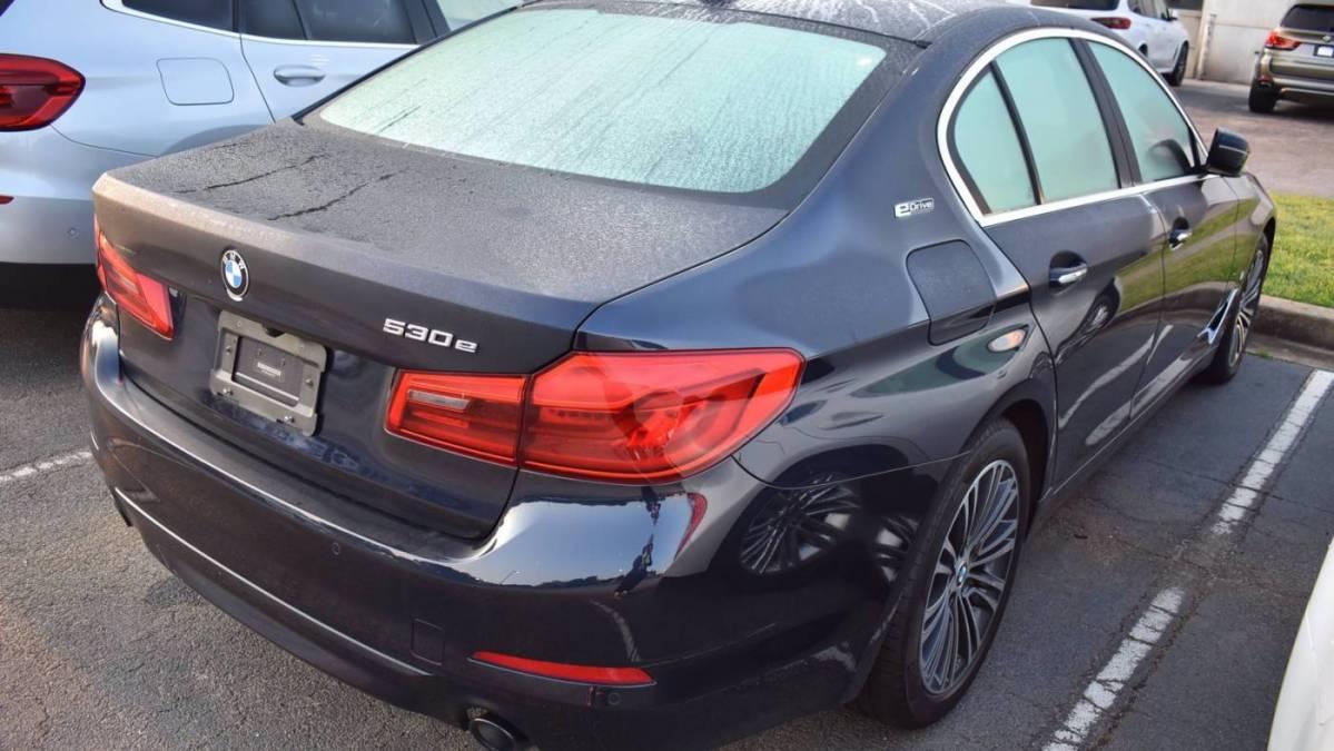 2018 BMW 5 Series WBAJA9C56JB251573