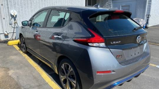 2020 Nissan LEAF 1N4AZ1CP7LC307117