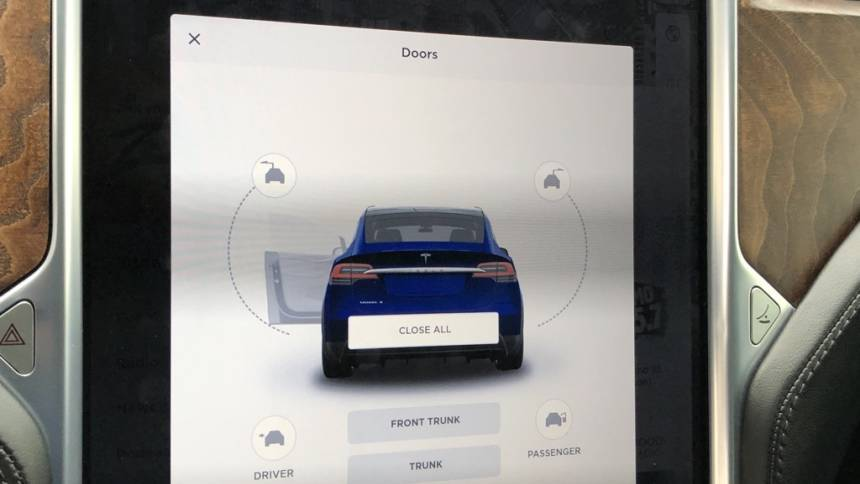 2017 Tesla Model X 5YJXCBE26HF041208