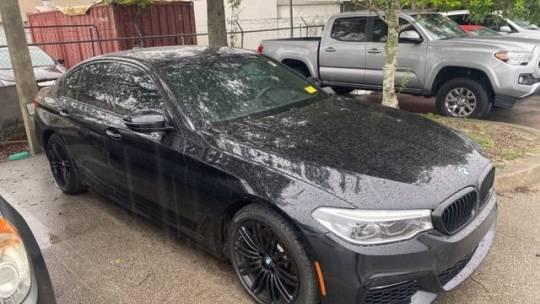 2018 BMW 5 Series WBAJA9C53JB033851