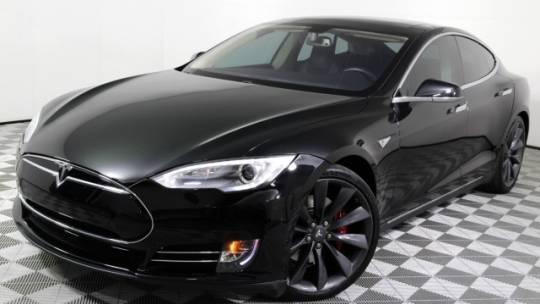 2014 Tesla Model S 5YJSA1H11EFP41808