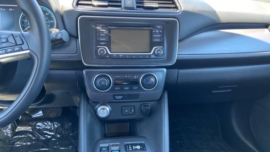 2018 Nissan LEAF 1N4AZ1CP6JC309289